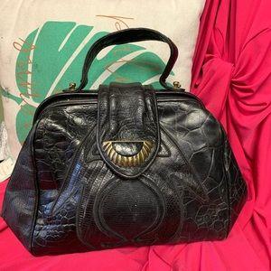 Sharif  leather vintage bag